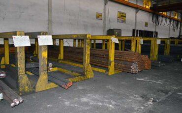 Auswahl des Schmiedematerials für Edkosan-Stahl