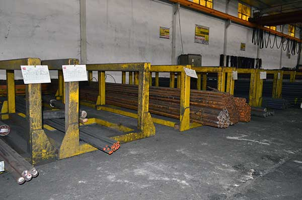 Edkosan Steel Forging Material Selection